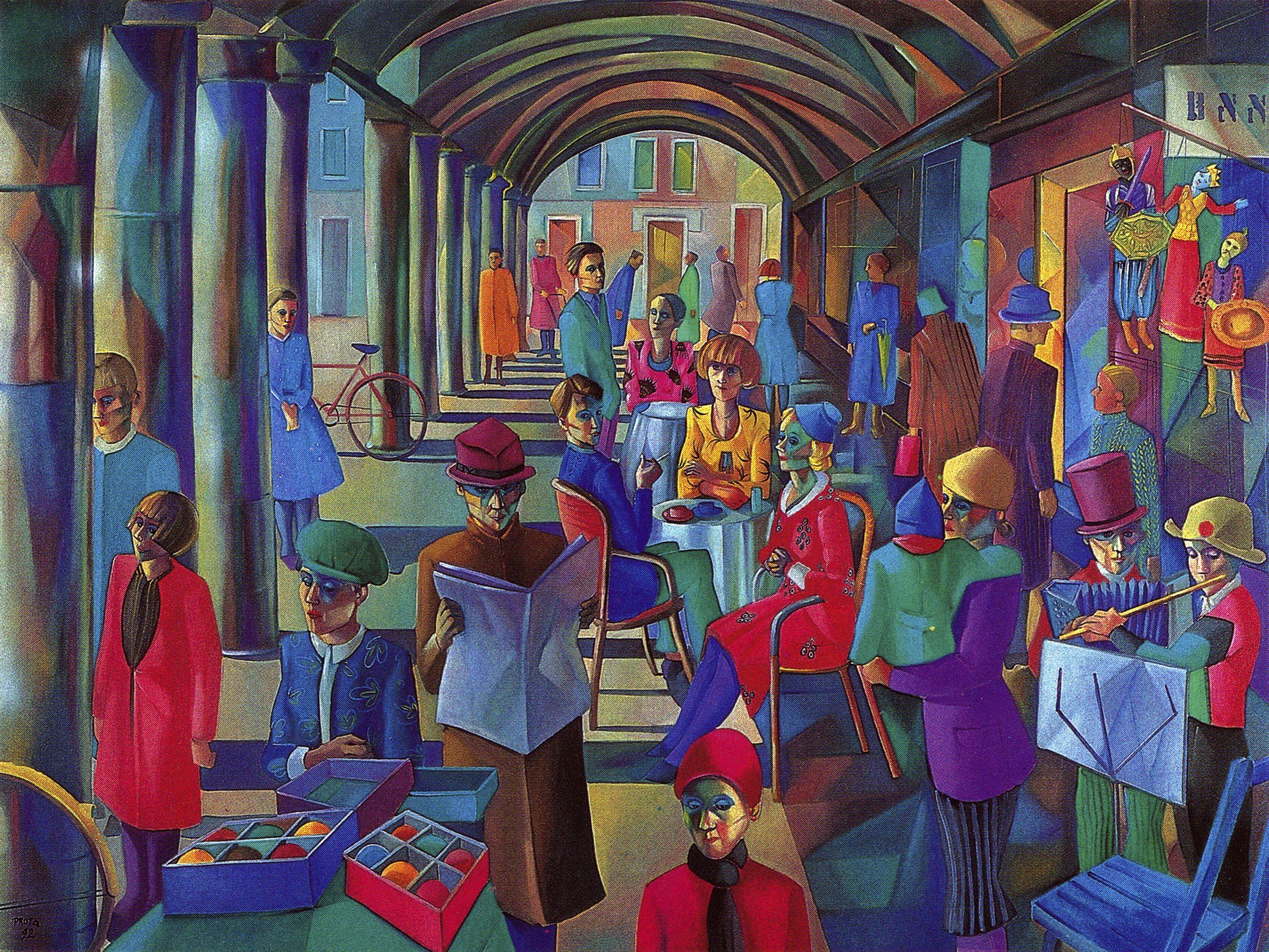 2004 - Domenica Pomeriggio - 150x200 cm